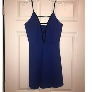 Amanda Uprichard Ladies Blue Dress Size Small